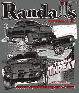 RANDALLS 2016